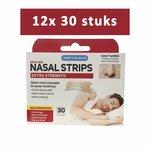 First Plast neusstrips jaarpakket huidskleurig 12 verpakkingen