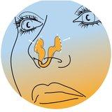 Airmax neusspreider in de neus
