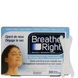 Breathe Right neuspleister Clear voor gevoelige huid_
