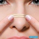 First Plast neuspleisters huidkleurig jaarpakket_