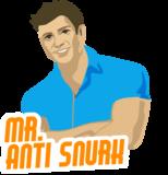 Mr. Anti Snurk_