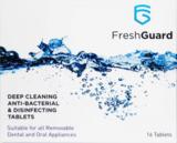FreshGuard reinigingstabletten 16 stuks_