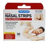 First Plast neusstrips huidskleurig 30 stuks