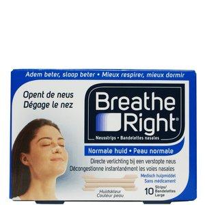Breathe Right neuspleister Original 10 st