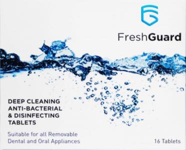 FreshGuard reinigingstabletten 16 stuks